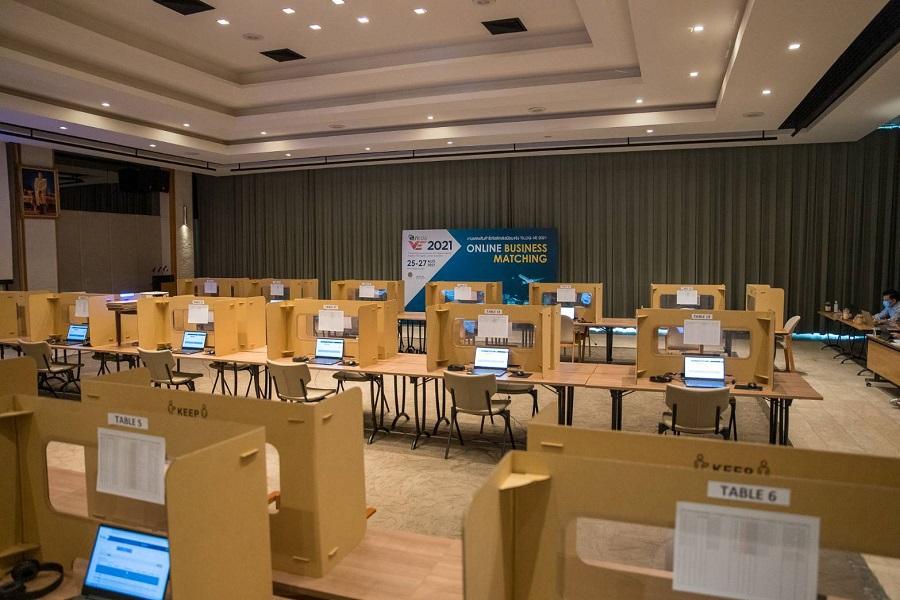 พาณิชย์ สร้างรายได้ภาคธุรกิจโลจิสติกส์ไทย TILOG Virtual Exhibition 2021 สำเร็จเกินคาด